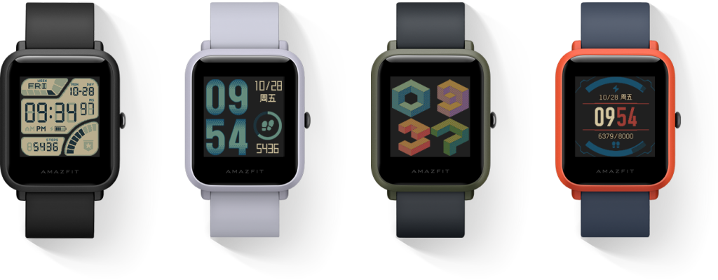 Amazfit Bip Smartwatch Launched By Xiaomi Amp Huami Tech